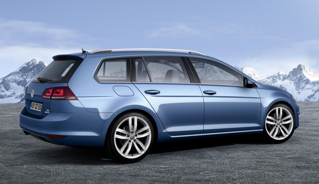 Volkswagen Golf Variant TSI BlueMotion