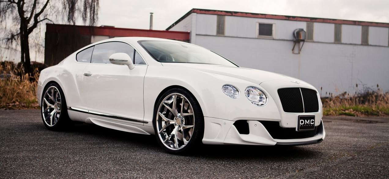 Bentley Continental GT от DMC Duro