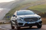 Новый 2015 Mercedes-Benz GLA. 52 Фото и видео HD