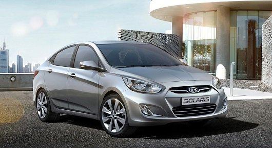 Тест-драйв нового Hyundai Solaris. Второе солнце
