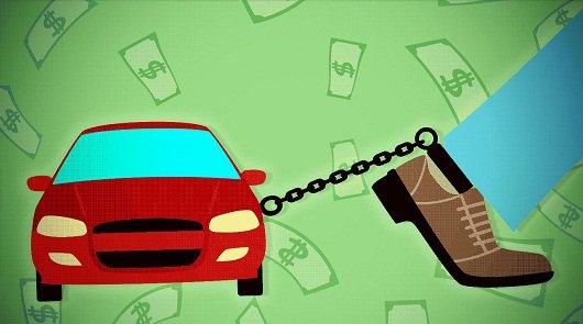 Можно ли погасить кредит автомобилем