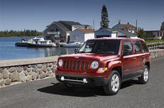 2011 Jeep Patriot | Фотографии