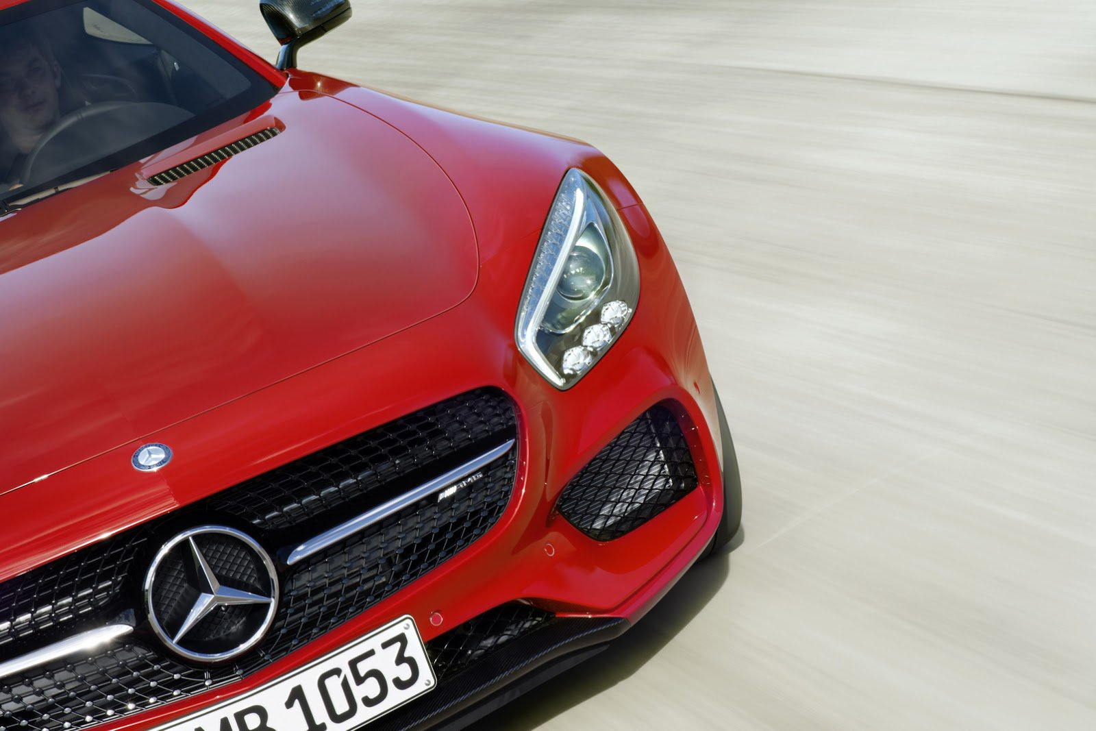 Mercedes AMG GT Подробности, технические характеристики