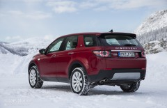 2015 Land Rover Discovery Sport, обзор