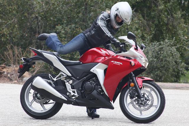Как ездить на мотоцикле - Шаг за шагом