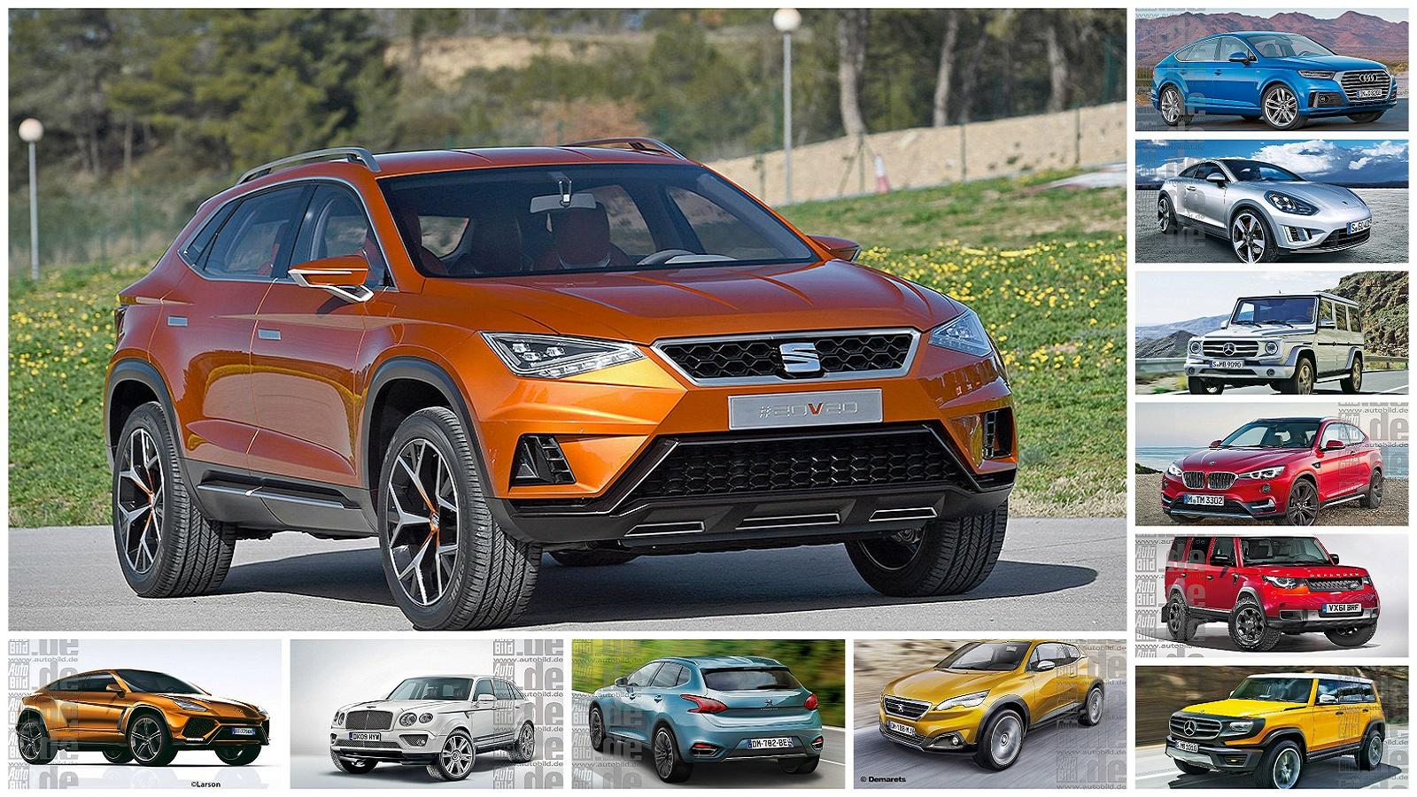 Новые автомобили 2017 года и цены до 700000
