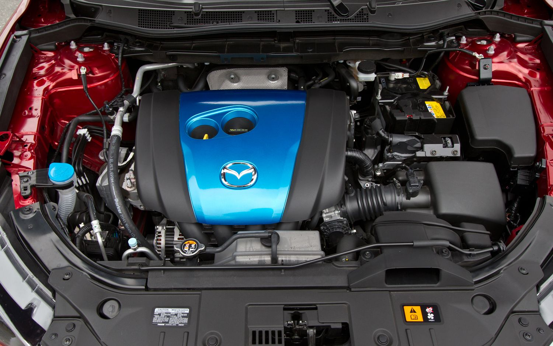 мазда cx 5 проблемы с двигателем