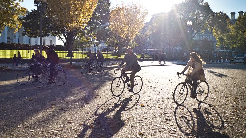 Практическое руководство для передвижения на велосипеде в городе
