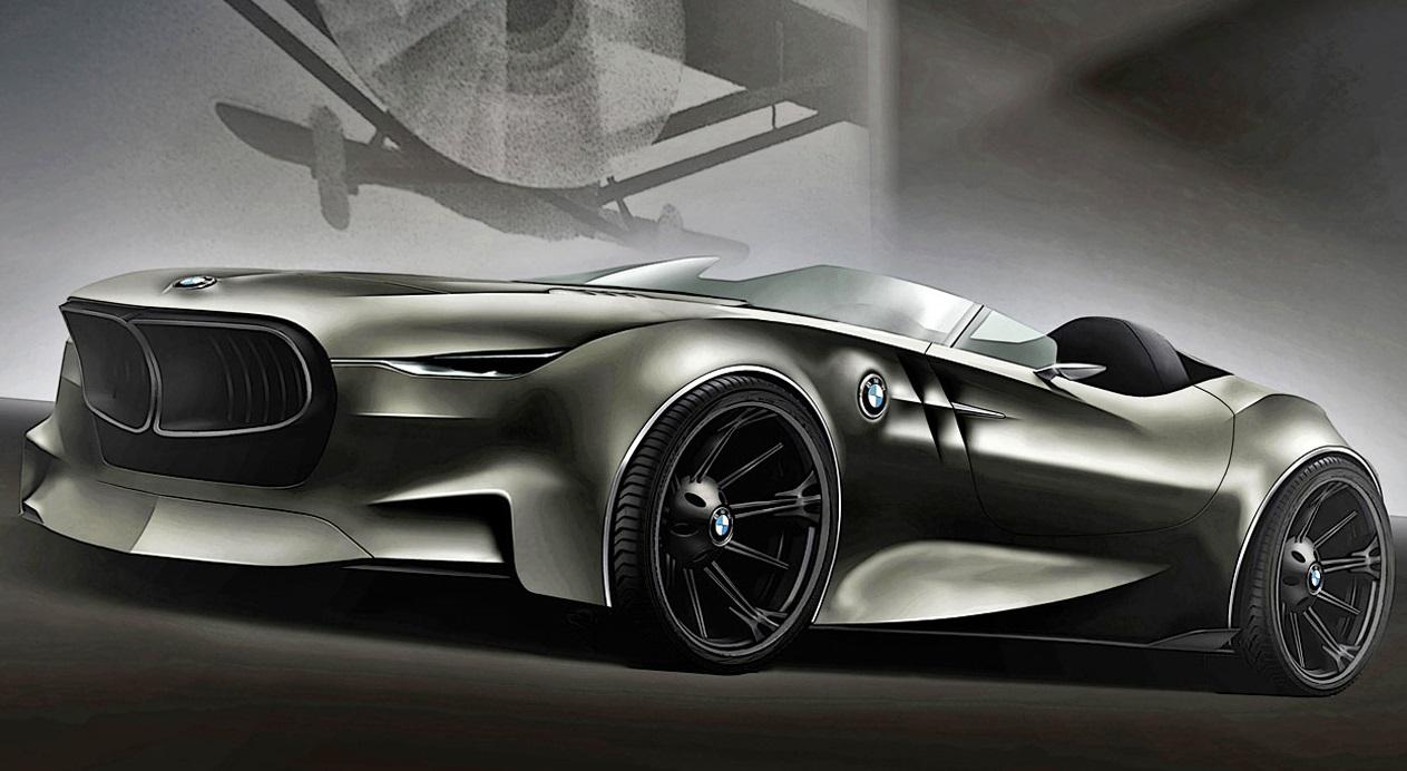 Концепткары BMW которые дошли до серийного производства || Концепт BMW 9-Series