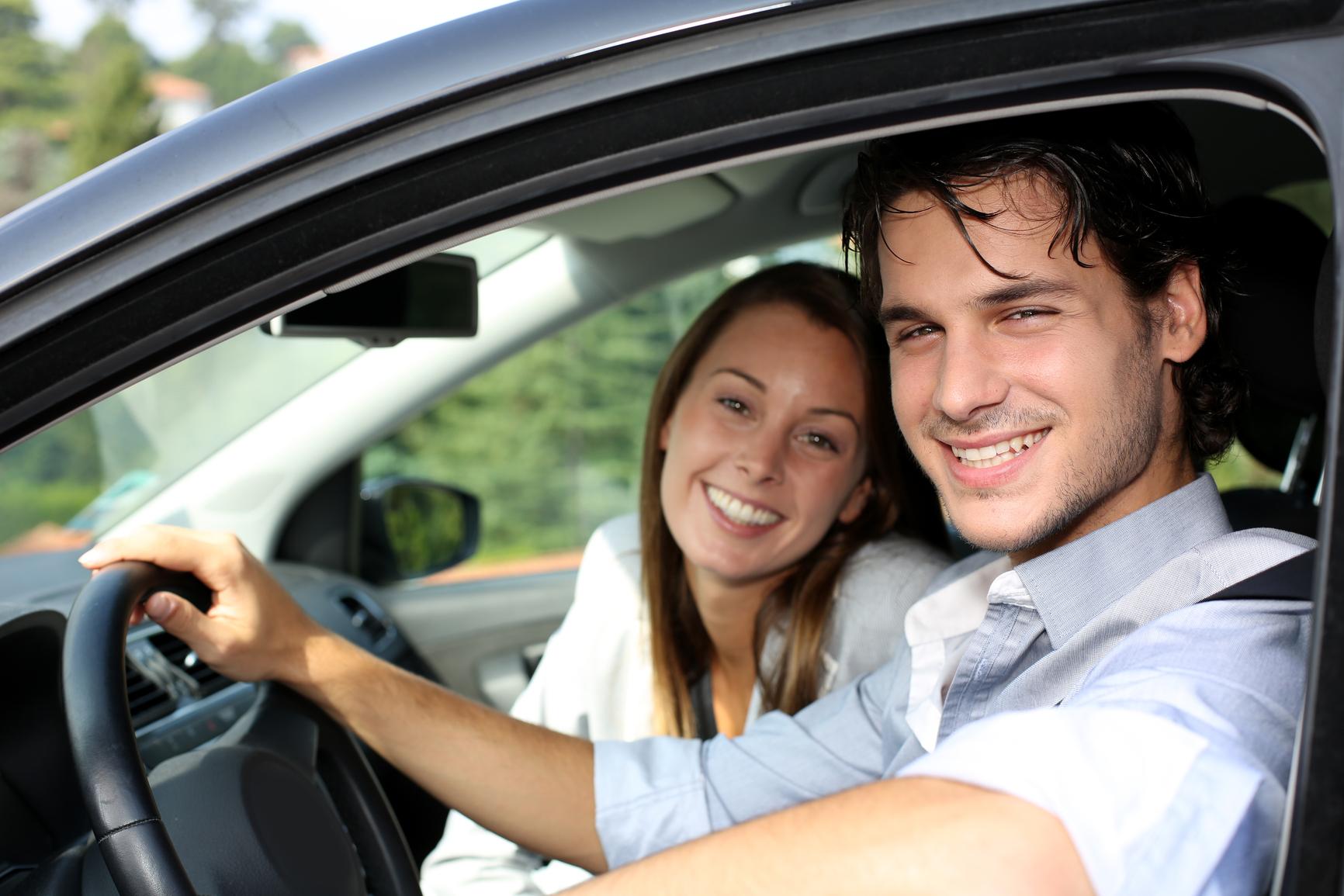 Картинки люди в автомобиле