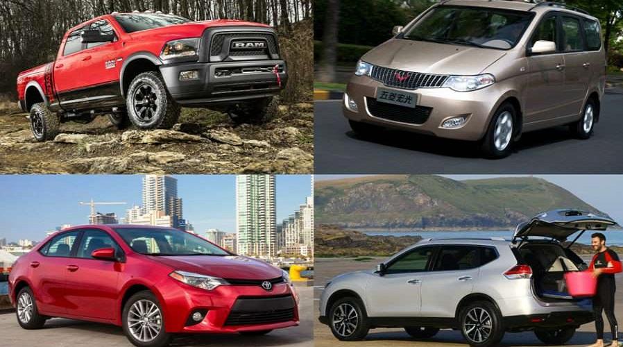 Особенности рынка автомобилей