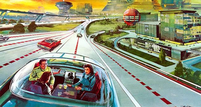 На чем мы будем ездить в будущем