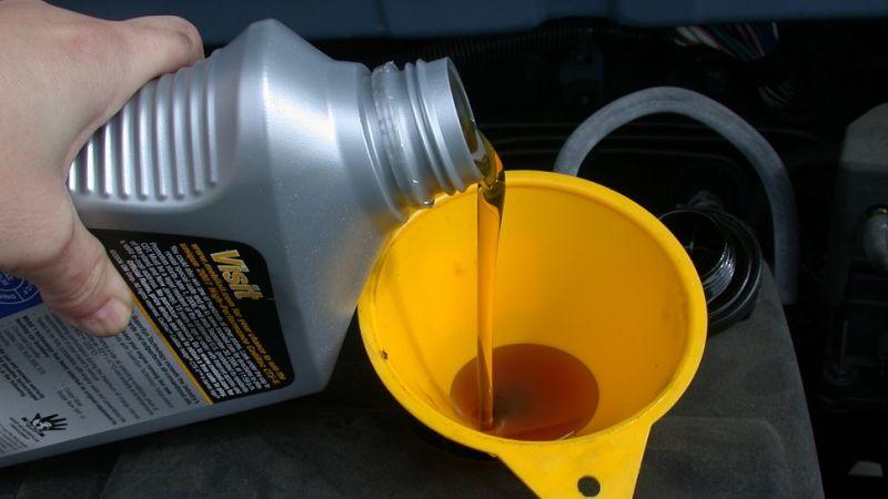 как проверить моторное масло мобил 1 на подлинность