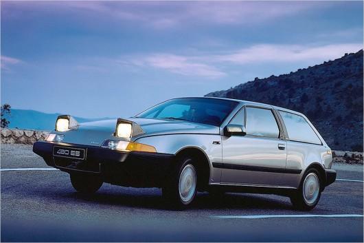Volvo 90 лет: Основные модели