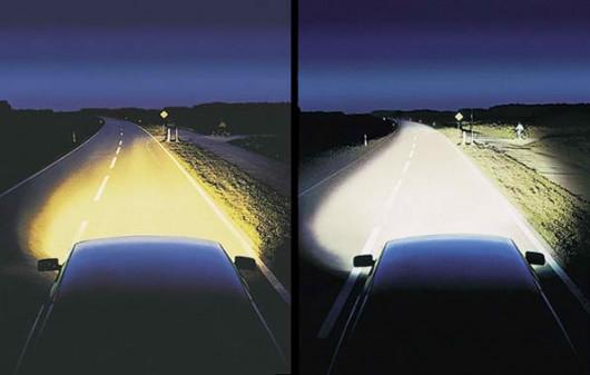 Можно ли лишиться прав за светодиодные лампы в фарах