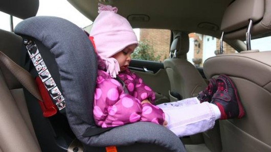 Новый порядок перевозки детей в автомобилях с 10 июля 2017 года