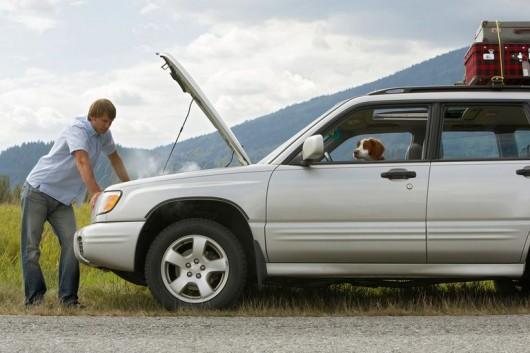 Вот что делать если ваш автомобиль перегревается