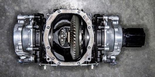 Как работает самоблокирующийся дифференциал и как он влияет на управляемость автомобиля