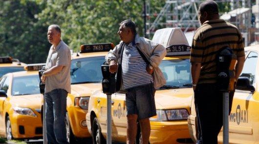 Автомобили такси со всего мира