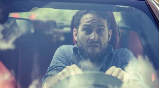 Как перестать бояться ездить за рулем