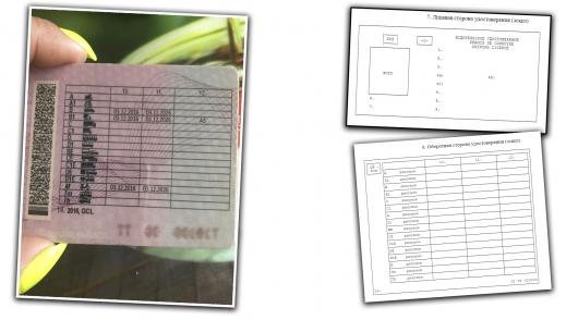 Свидетельство о регистрации тс без печати. Водительские права с микрочипом и новое СТС: есть фотографии