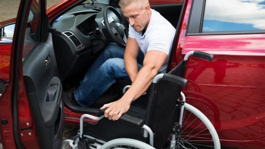 Новые правила парковки автомобилей на инвалидных местах с 1 июля 2020 года