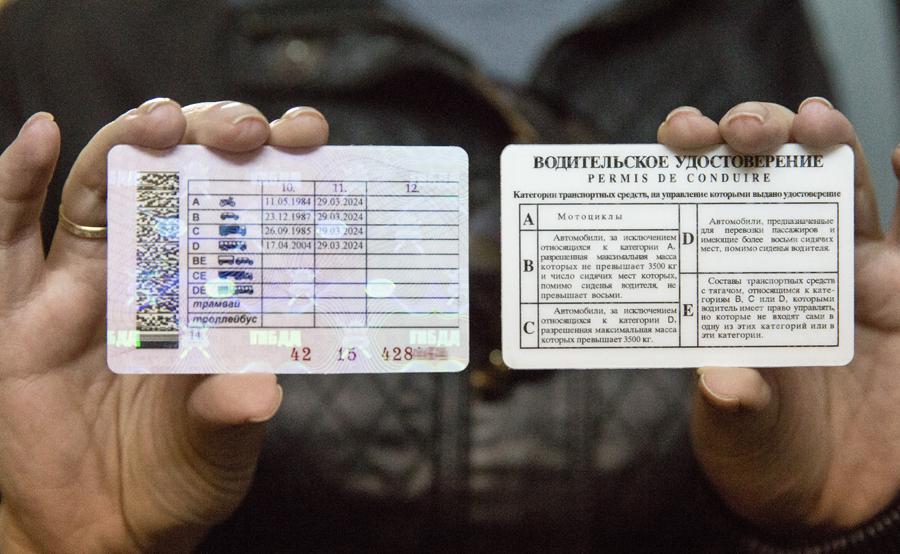 Категория Б – какие машины можно водить в России