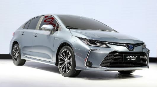 Грядет новая модель Toyota Corolla Touring Sports в кузове универсал