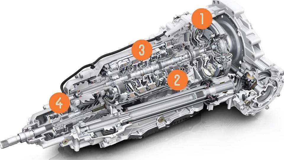 Рейтинг автоматических коробок передач на самых популярных автомобилях
