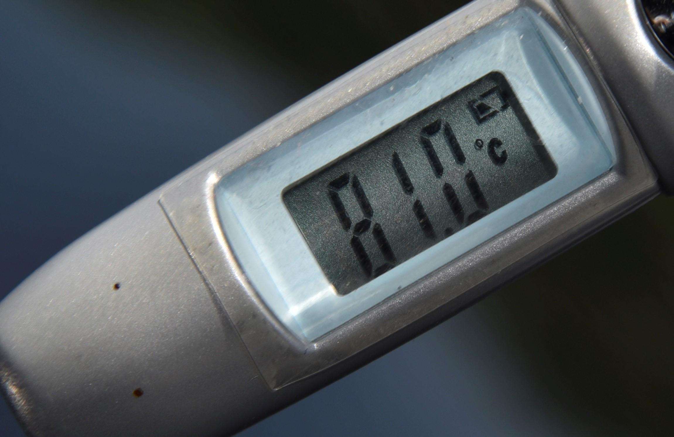 Датчик наружной температуры воздуха: устройство, расположение и точность вычислений