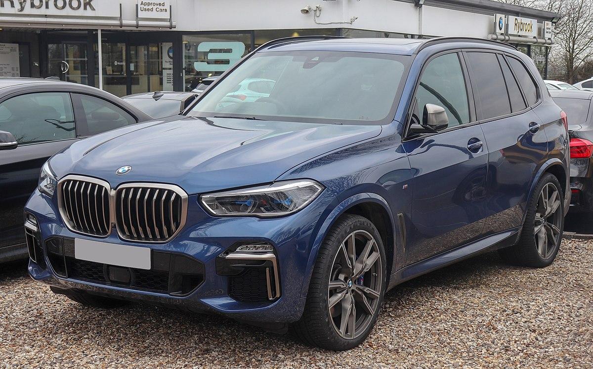 Считаем расходы на содержание BMW X5 xDrive30d (G05)