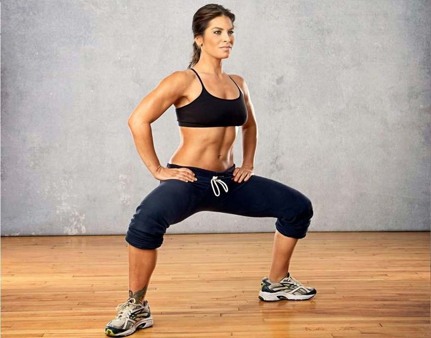 При Похудении Упражнения. Список лучших упражнений для похудения в домашних условиях для женщин