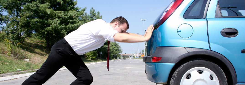 10 причин падения мощности в машине