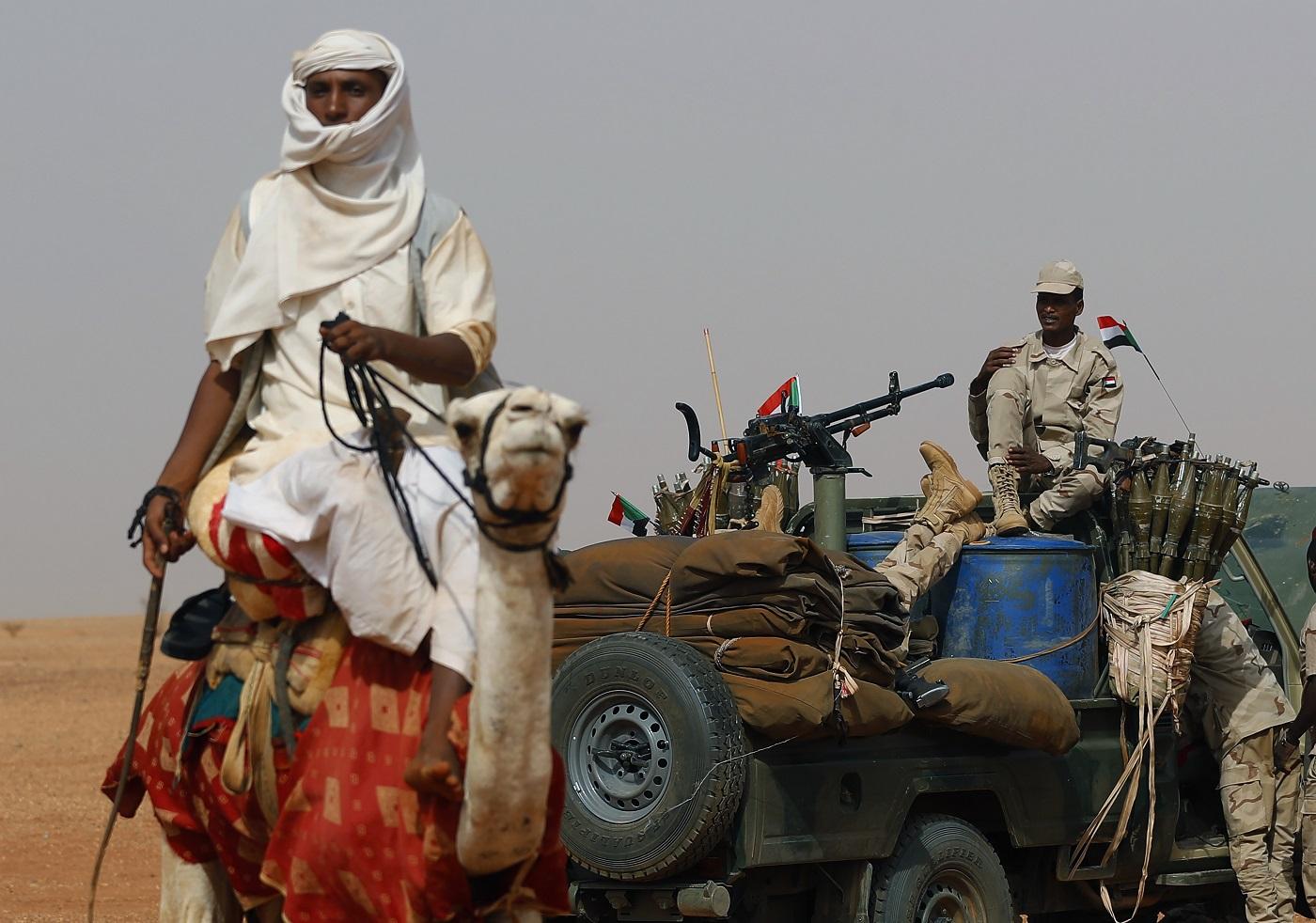 Стало известно, почему у суданских боевиков так много внедорожников Тойота