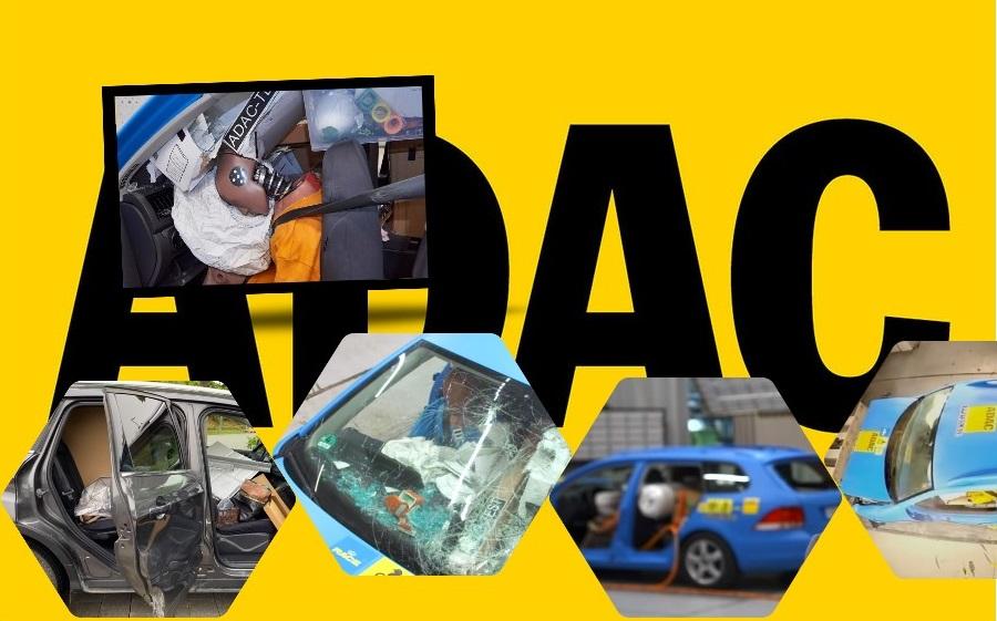 Незакреплённый груз всалоне автомобиля: последствия при аварии (краш-тест)