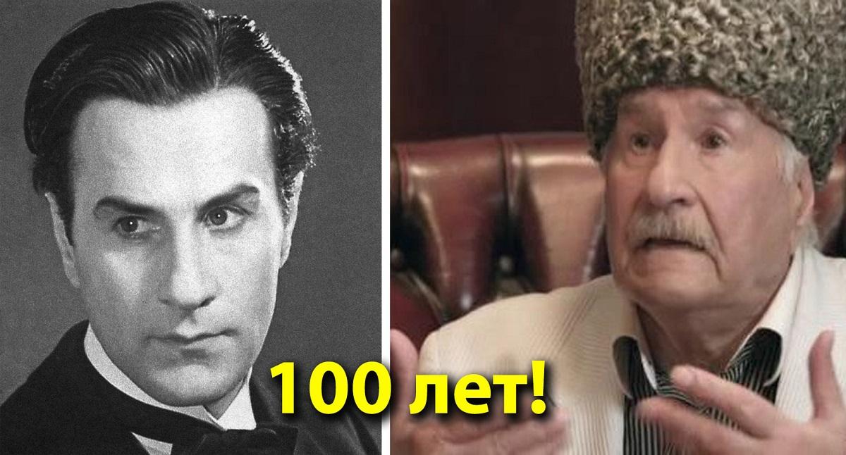10 актеров старше 80 лет, которые снимались в кино, доказав, что талант времени не подвластен
