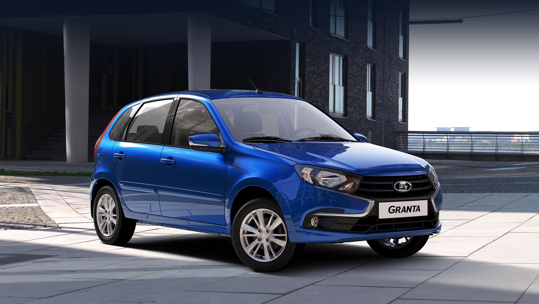 Все новые автомобили в России, которые можно купить менее чем за 800 тыс рублей