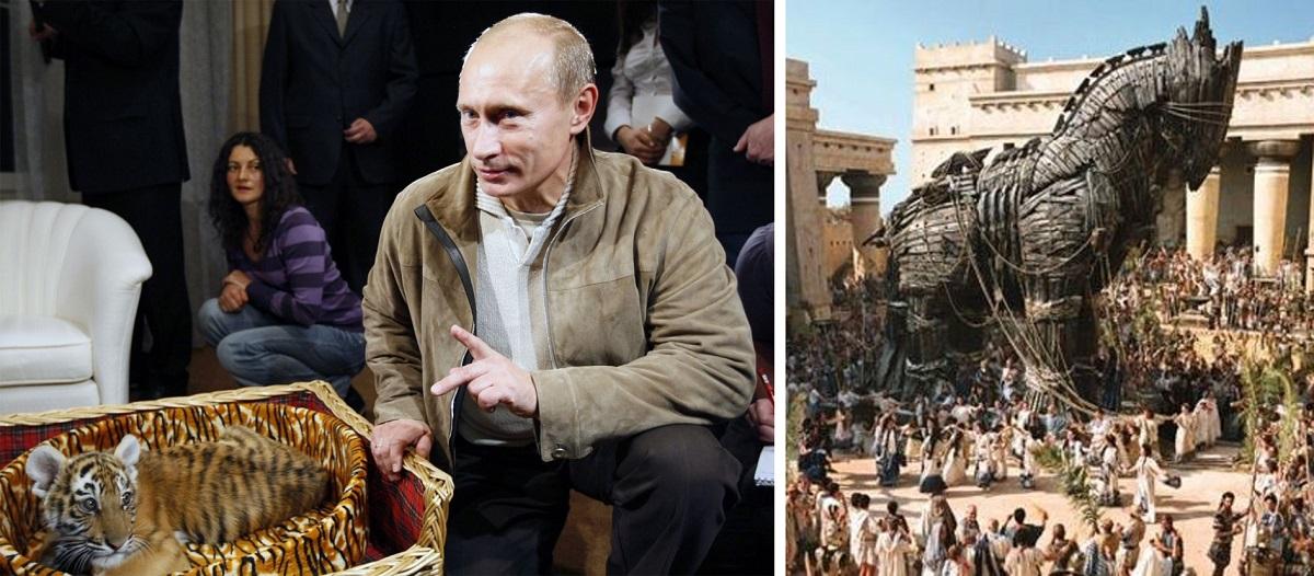 15 необычных подарков, которые лидеры стран и политики дарили друг другу (Спойлер: песня для Путина также вошла в историю)