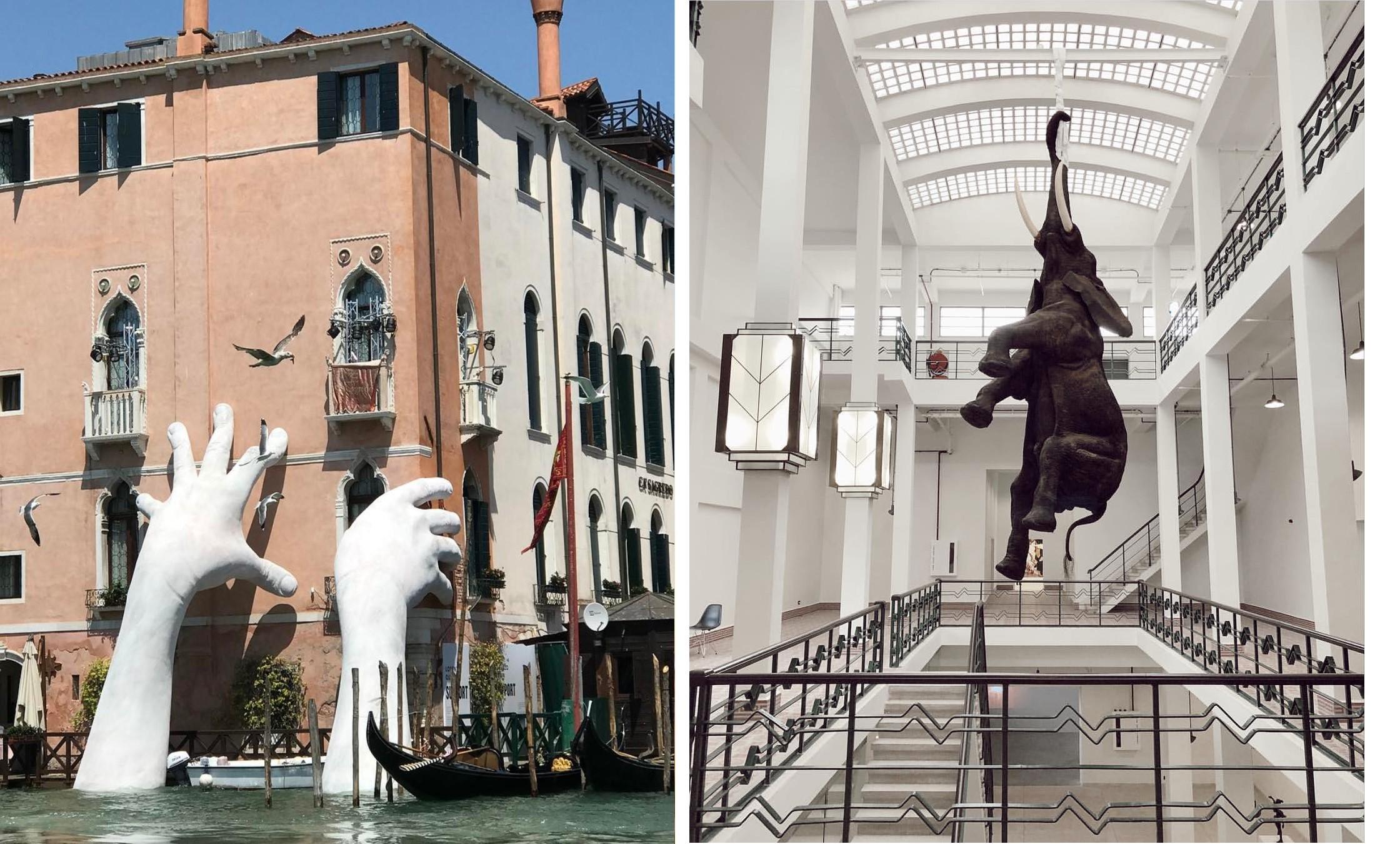 20 виртуозных скульптур со всего мира, мимо которых невозможно пройти (чтобы их внимательно рассмотреть)