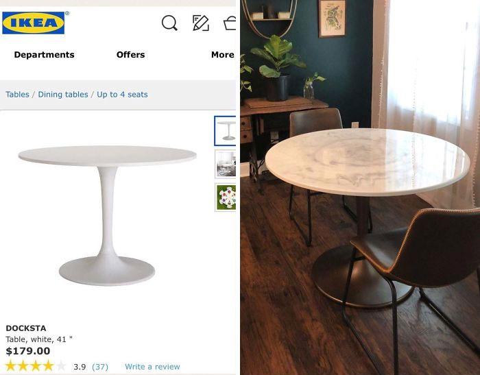 50 примеров того, как люди доработали мебель IKEA, проявив творческий подход