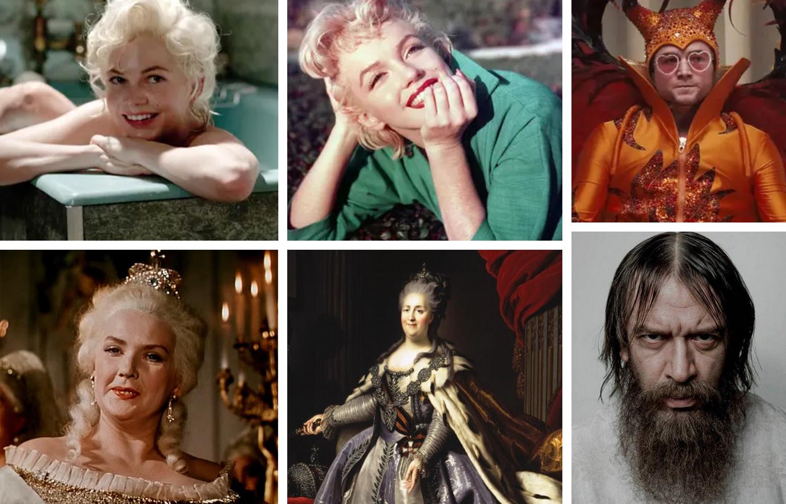 Как две капли: 30 актеров, которые блестяще сыграли исторических персонажей