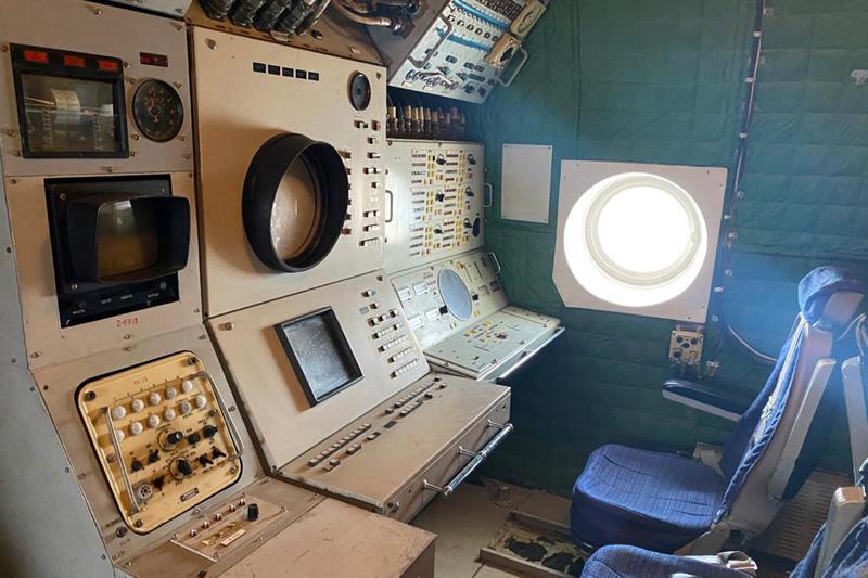 Как буксировали советский экраноплан «Лунь», чтобы доставитьего впарк«Патриот»