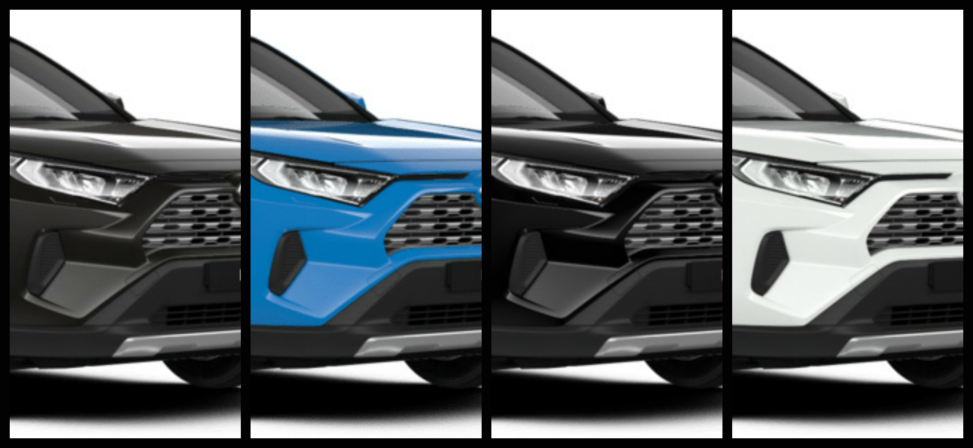 Белый, серый, черный, темно-синий... Какие цвета автомобилей наименее практичны и почему?