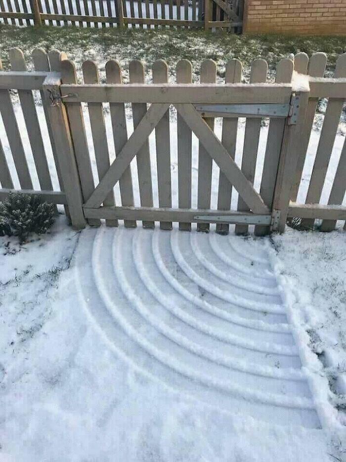 80 снежных фотографий для перфекционистов, которые доказывают, что зима тот еще художник
