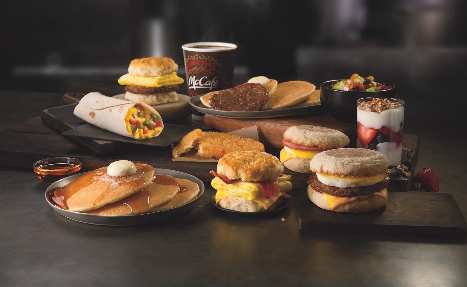 40 фотографий, которые показывают, как отличается еда в «Макдоналдс» в разных странах