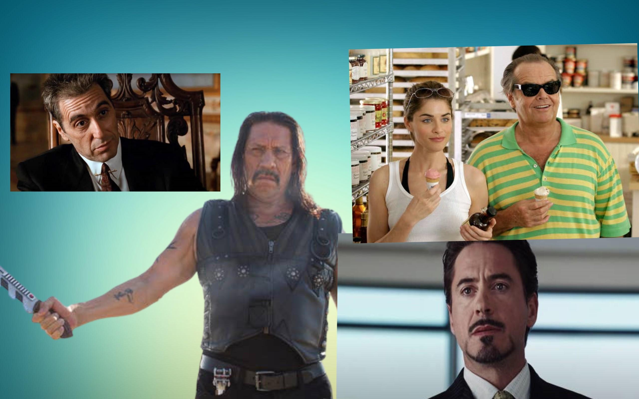 19 актеров Голливуда, которые постоянно играют практически одних и тех же персонажей