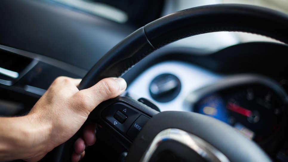 Как разблокировать руль: 5 шагов