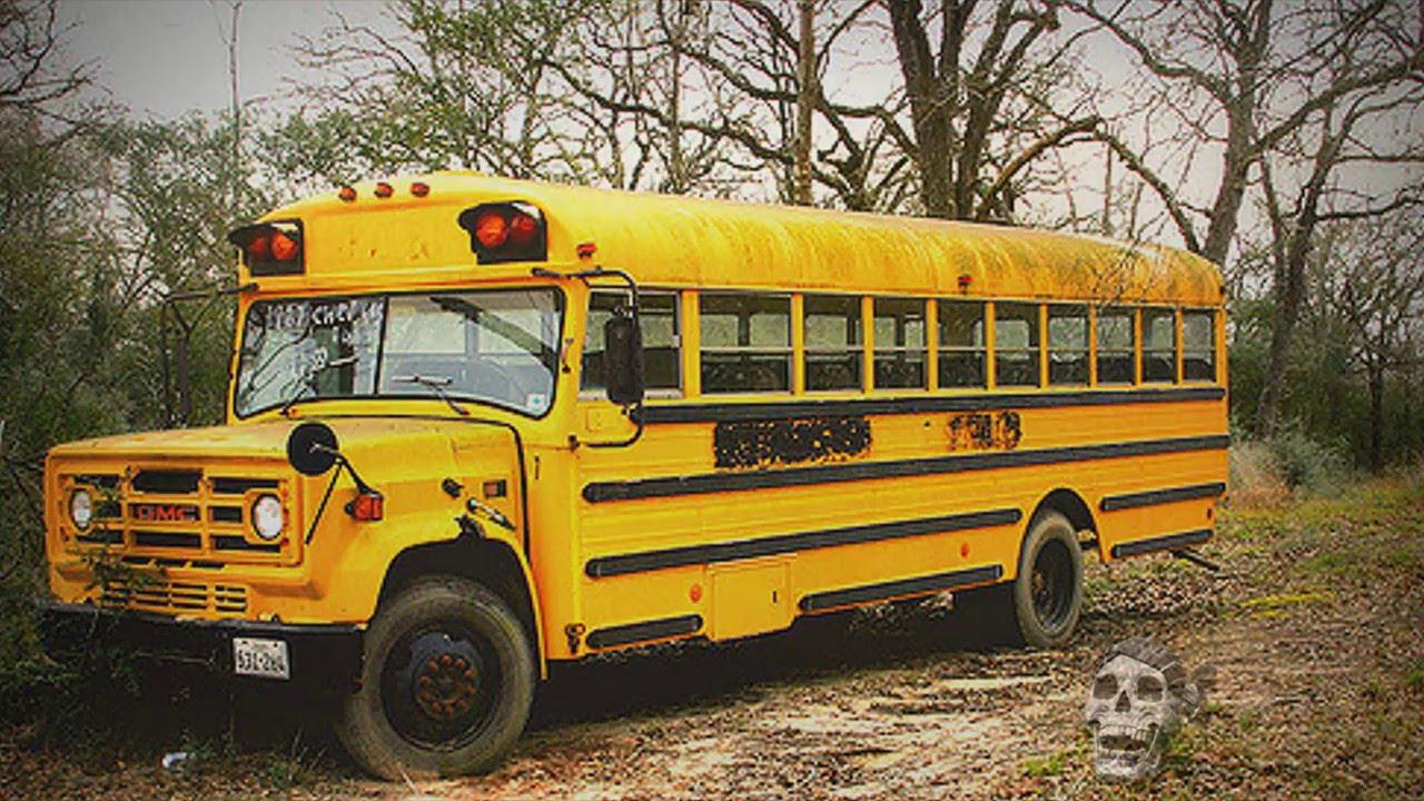 Эти странные американские автобусы: зачем у них сбоку черные полосы?
